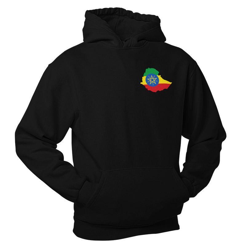 Sweat Rasta  Drapeau Éthiopie