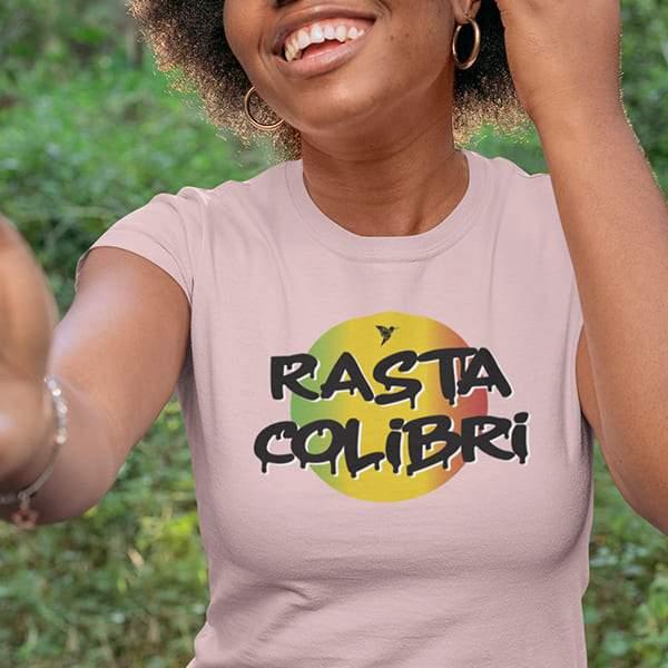T-Shirt Rasta  Rastafari Mood