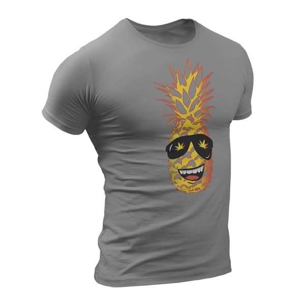 T-Shirt Rasta  Ananas Roots