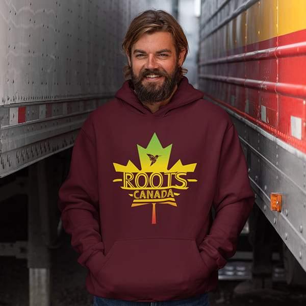 Sweat Rasta  Canada Roots