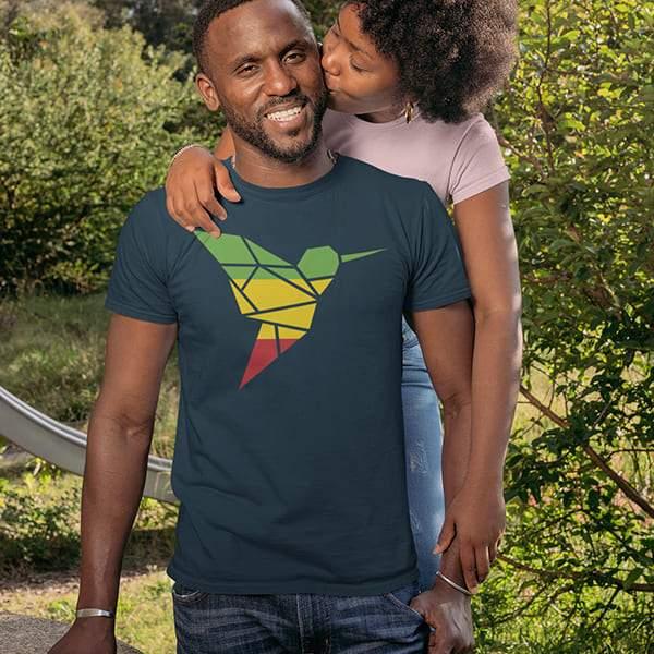 T-Shirt Rasta  Colibri