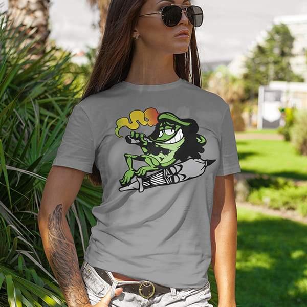 T-Shirt Rasta  Drôle De Vie