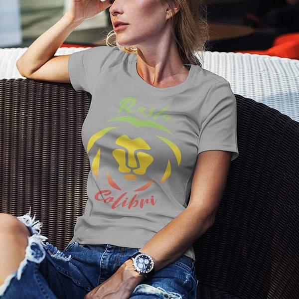 T-Shirt Rasta  Enfant Lion