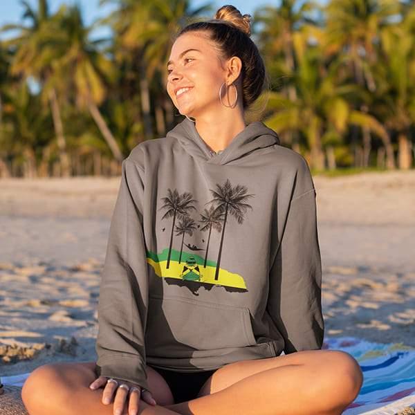 Sweat Rasta  Esprit Jamaïque