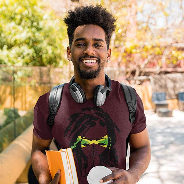 T-Shirt Rasta  Femme Jamaïque
