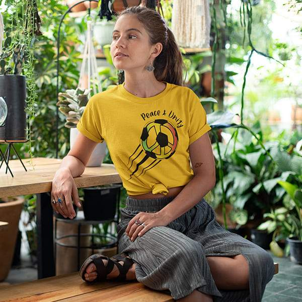 T-Shirt Rasta  Foot Love