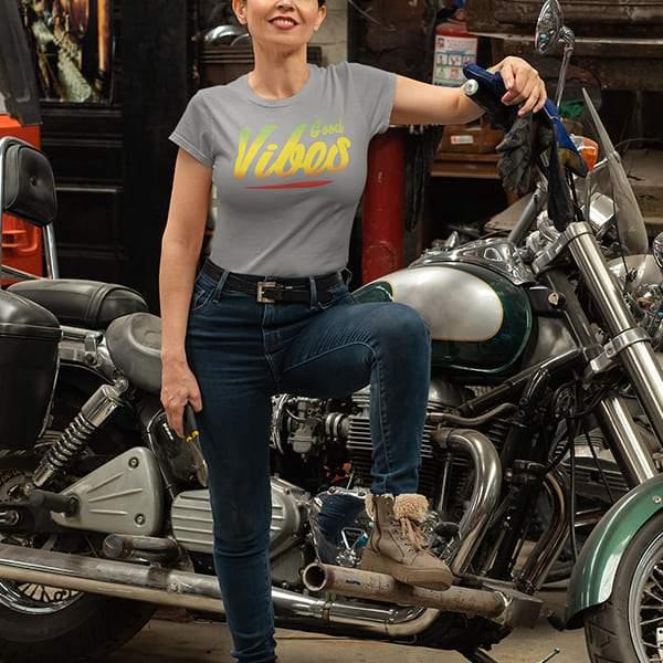 T-Shirt Rasta  Good Vibes