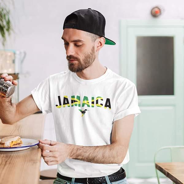 T-Shirt Rasta  Jamaica