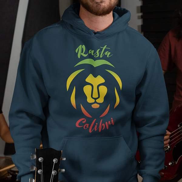 Sweat Rasta  Lion Mythique