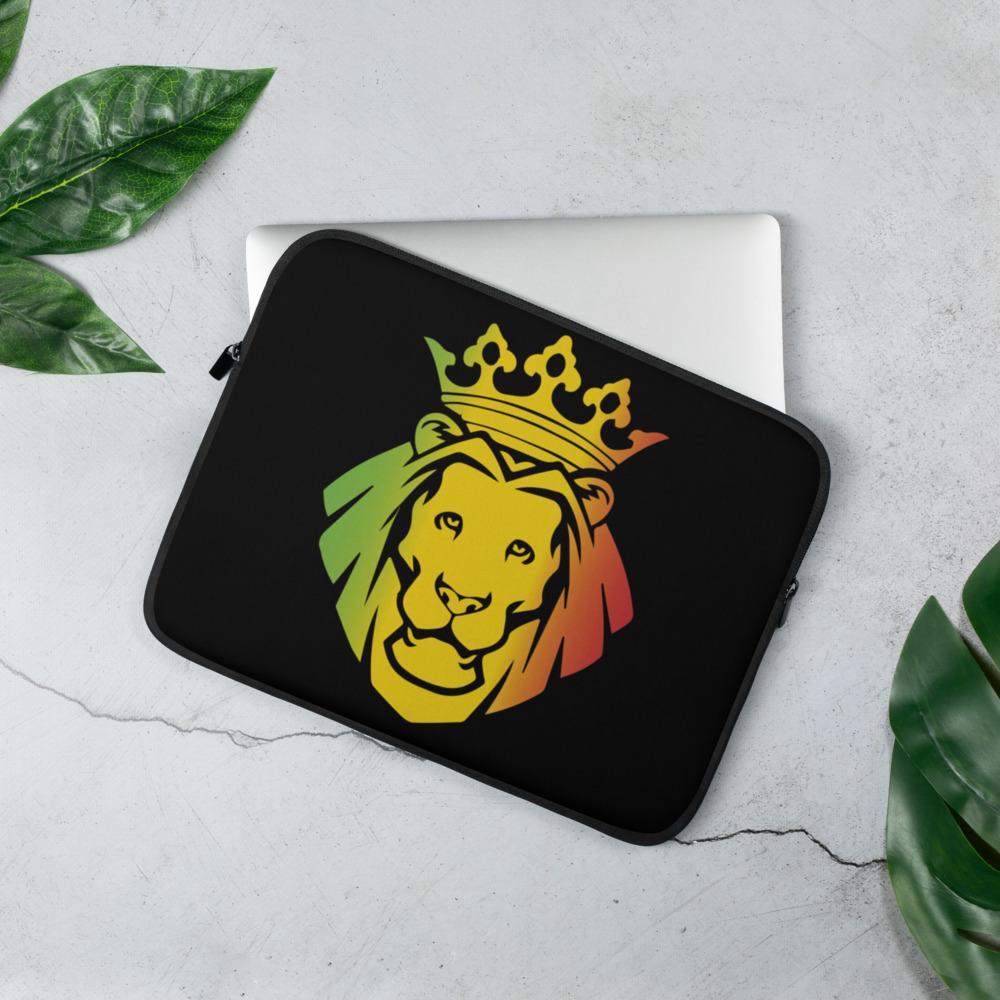 Housse PC Rasta  Roi Lion