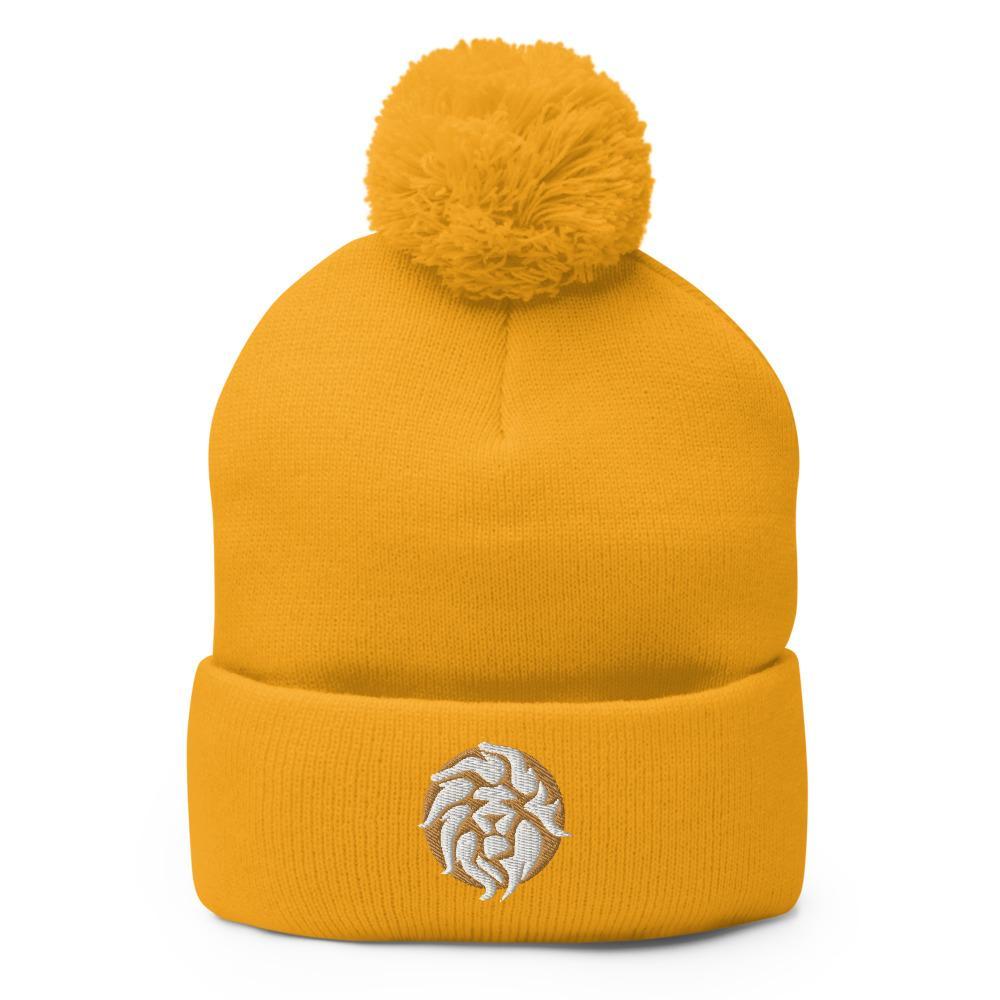 Bonnet Rasta  Lion Juda (Pompon)