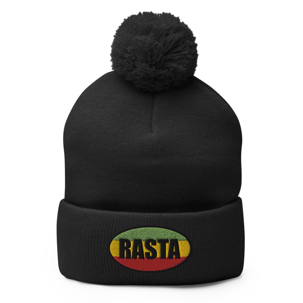 Bonnet Rasta  Rastaman (Pompon)
