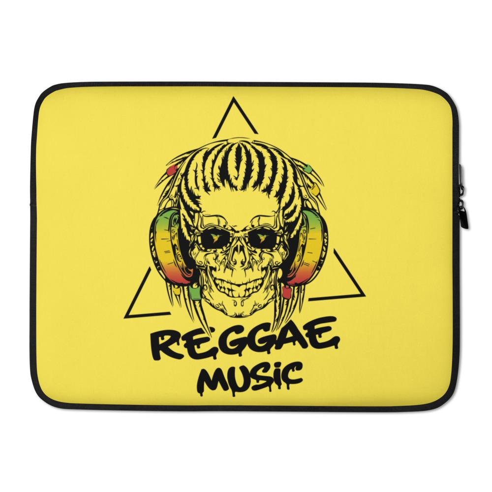 Housse PC Rasta  Reggae Music