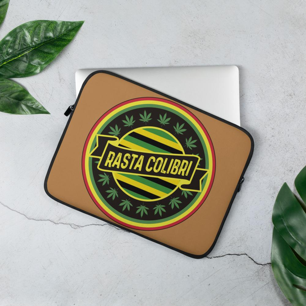 Housse PC Rasta  Badge Rasta-C
