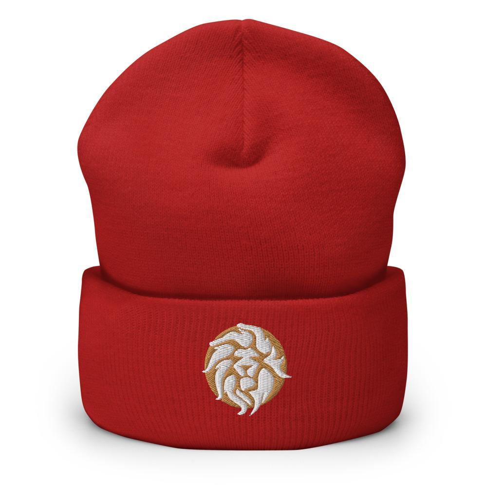 Bonnet Rasta  Lion Rastafari (Classique)