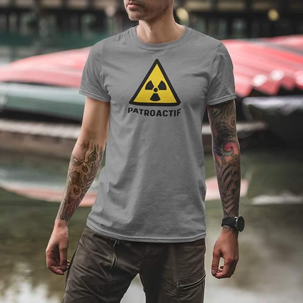 T-Shirt Rasta  Drôle De Type