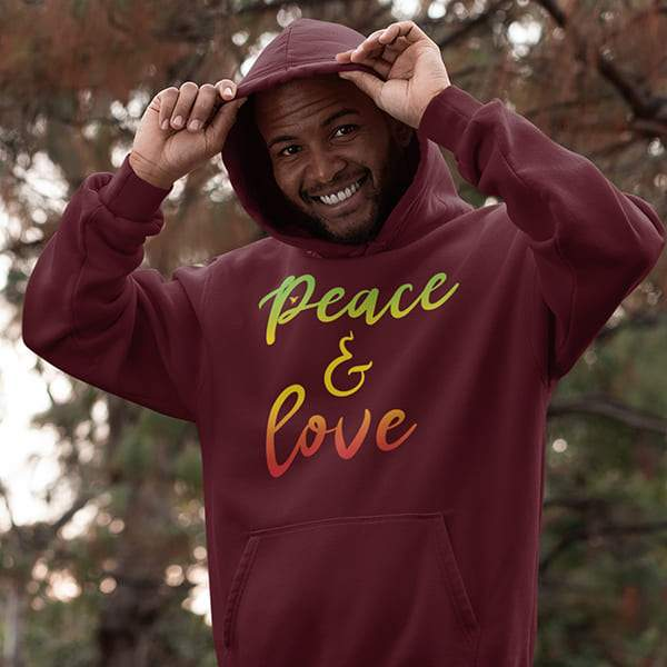 Sweat Rasta  Peace & Love