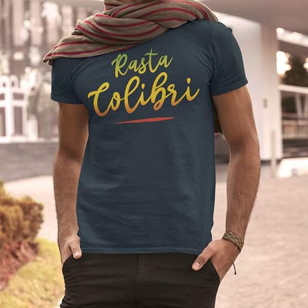 T-Shirt Rasta  Rasta Colibri