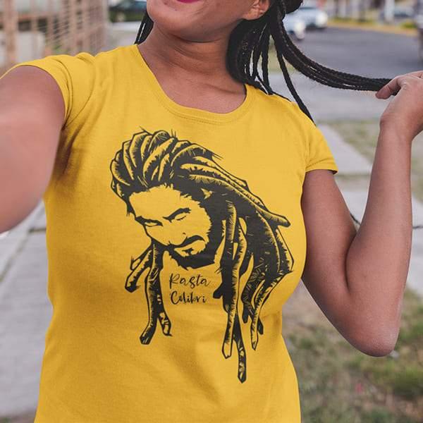 T-Shirt Rasta  Rasta Man