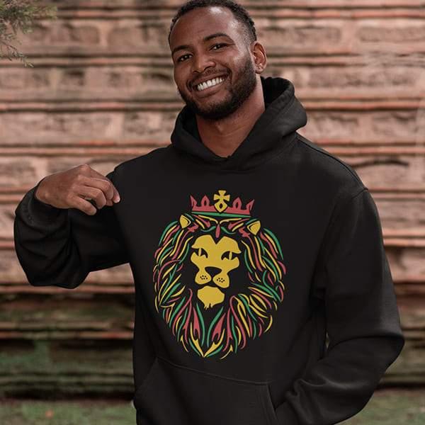 Sweat Rasta  Reggae Lion