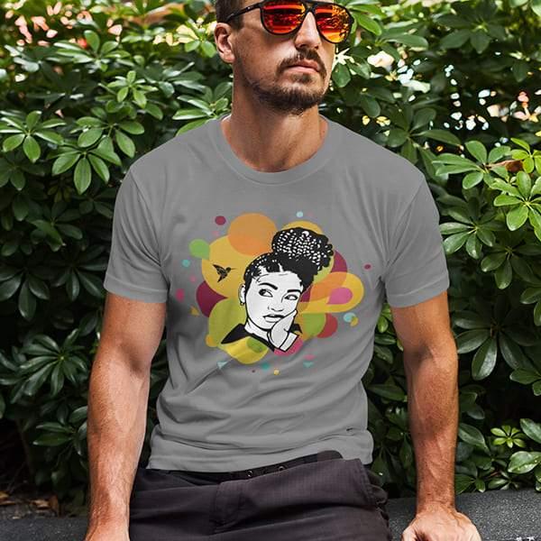 T-Shirt Rasta  Reggae Vibes