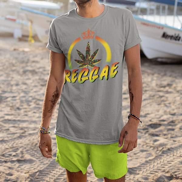 T-Shirt Rasta  Roots Reggae