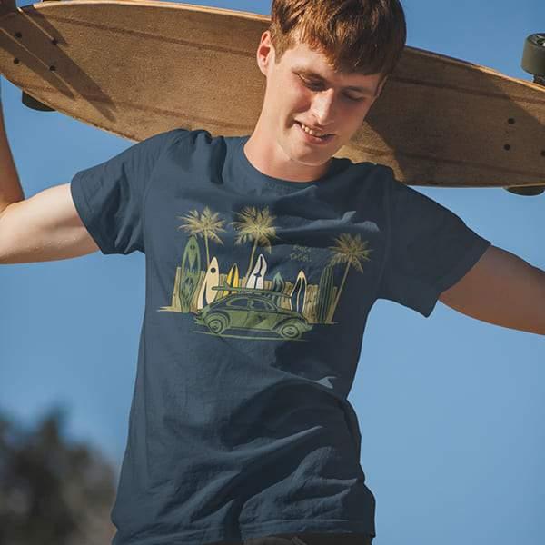 T-Shirt Rasta  Roots Vibration