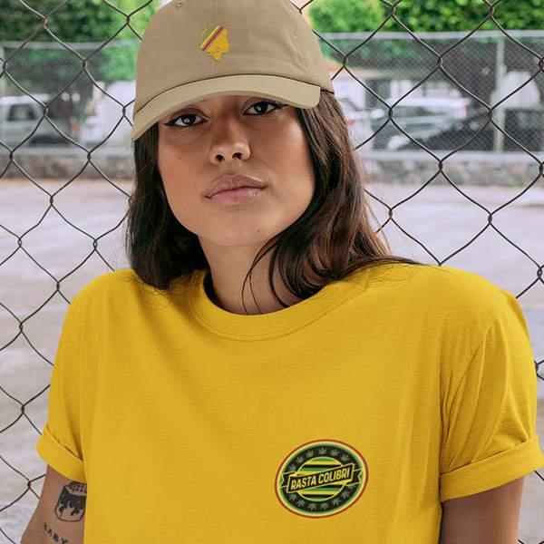 T-Shirt Rasta  Skateboarding