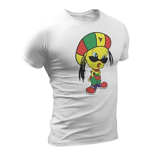 T-Shirt Rasta  Titi Roots