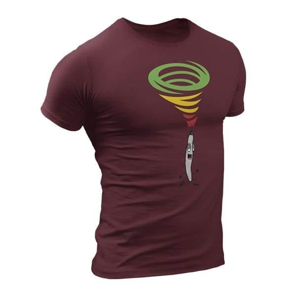 T-Shirt Rasta  Tornade