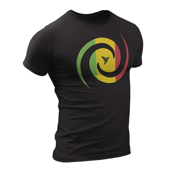 T-Shirt Rasta  Tourbillon