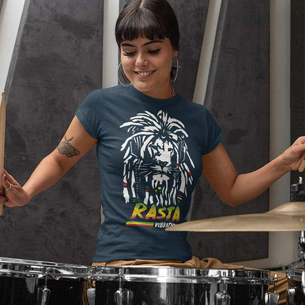 T-Shirt Rasta  Vibration