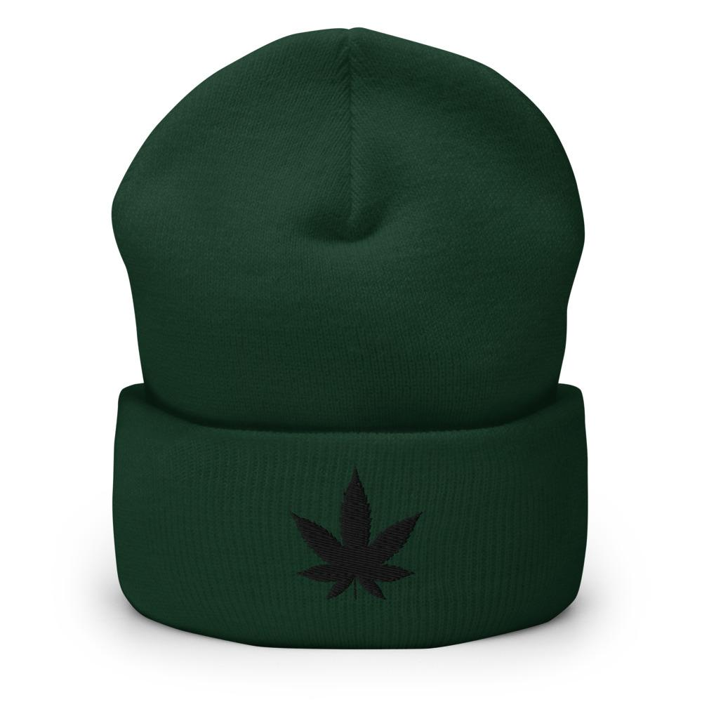 Bonnet Rasta  Cannabis (Classique)