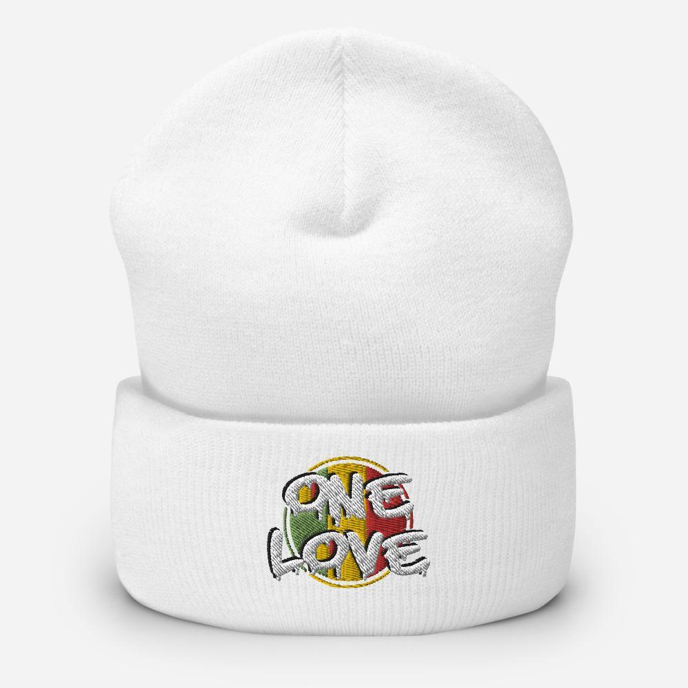Bonnet Rasta  Love (Classique)