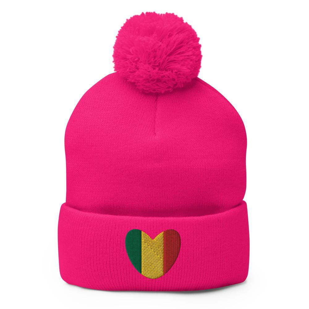 Bonnet Rasta  Snowboard (Pompon)
