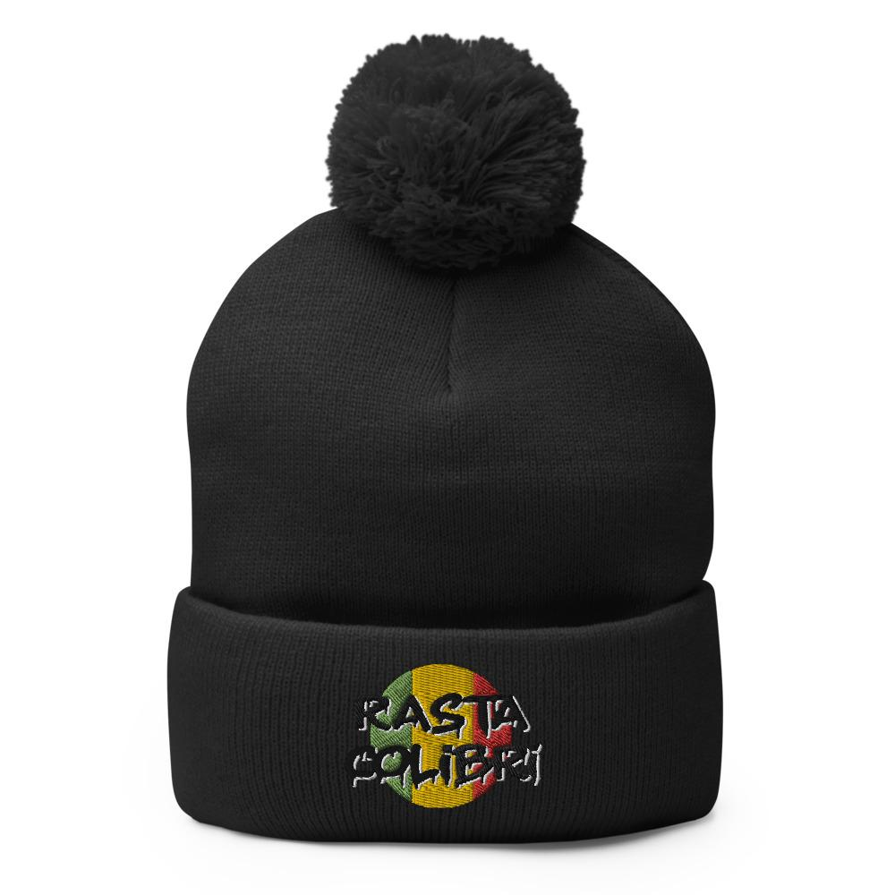Bonnet Rasta  Super Rastafari (Pompon)