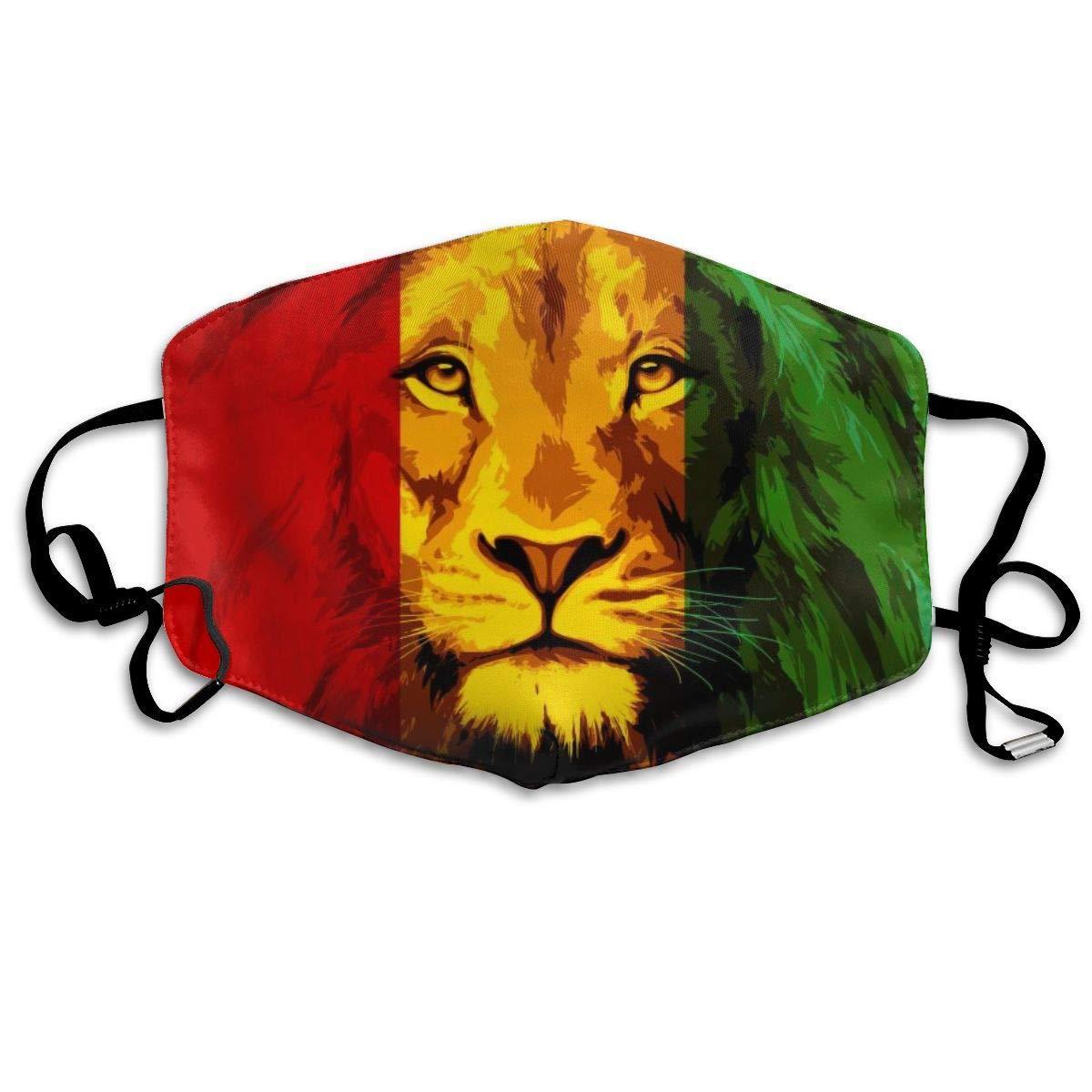 Masque Rasta  Lion de Juda