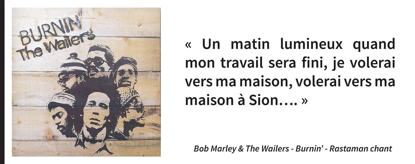 Citation de Bob Marley