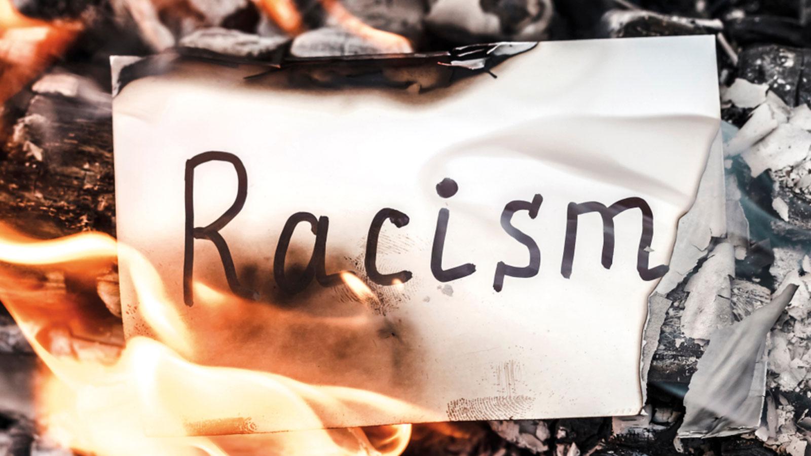 Les Noirs contre le racisme